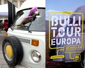 Bulli Tour Europa