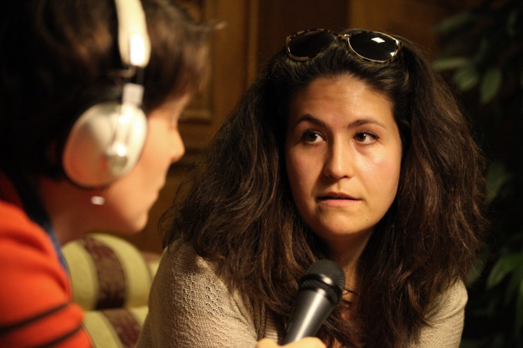 Kremana est étudiante en architecture. Elle a participé aux grandes manifestations de 2013.