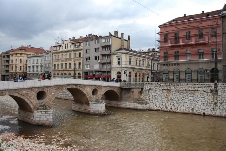 Pont Latin, Sarajevo
