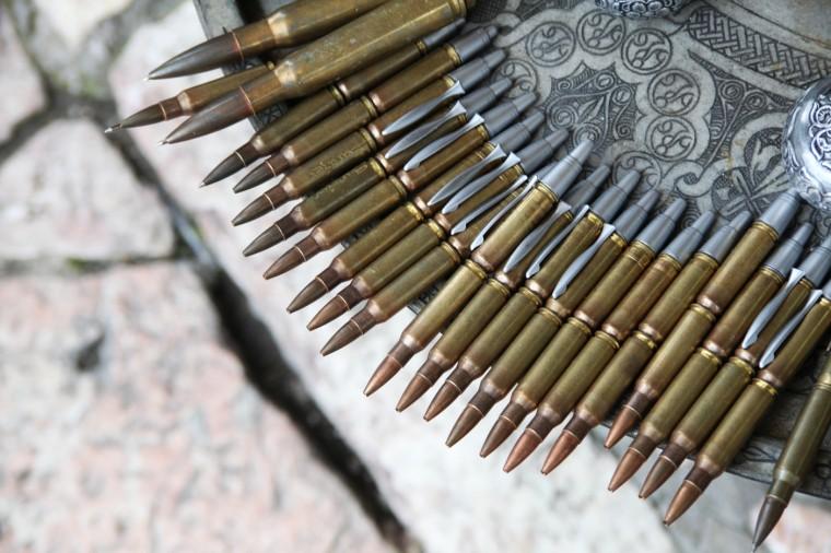 douilles-stylos bazar Sarajevo
