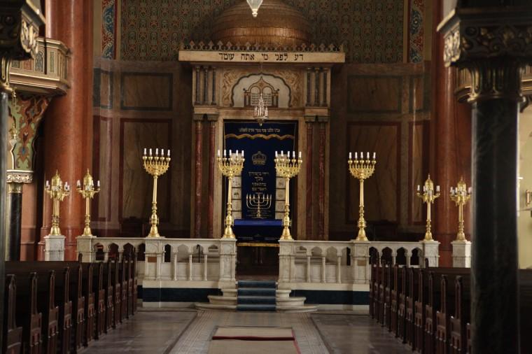 La capitale bulgare compte   2500 juifs : plus d'un tiers de la communauté juive bulgare.