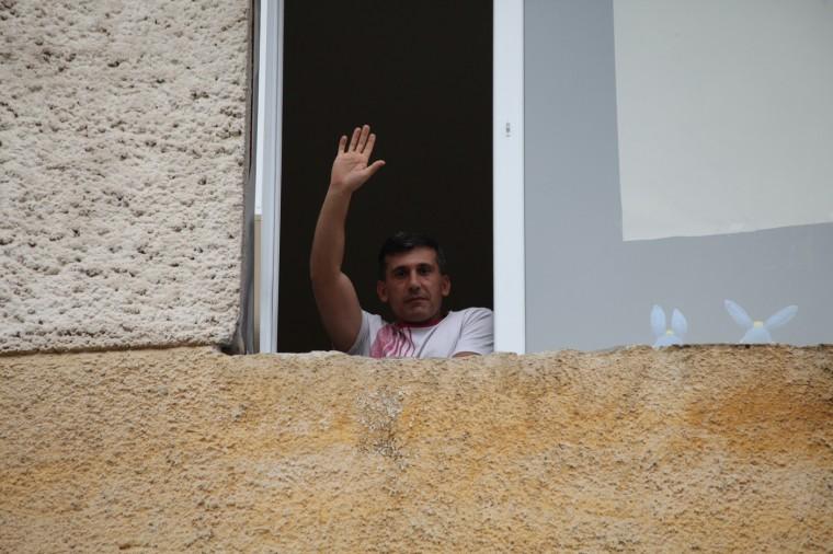 Imad a été emprisonné quinze jours en Syrie pour avoir voulu défendre la liberté de parole.