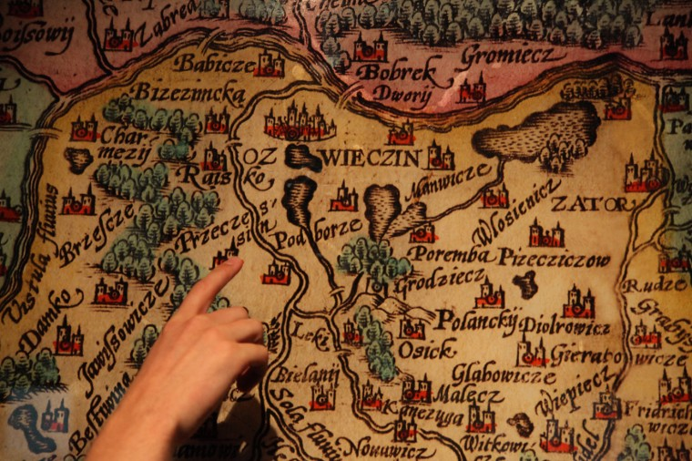 Déjà au Moyen-Âge, la ville d'Oswiecim était peuplée de Juifs.