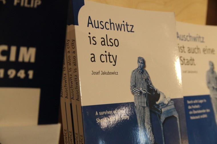 """""""Auschwitz est aussi une ville"""""""